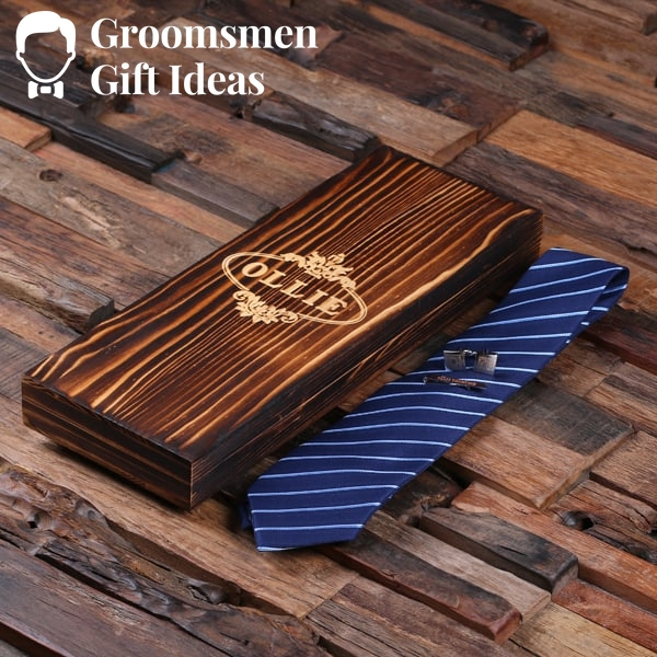 Groomsmen Clothing & Accessories Gifts